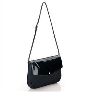 Shoemint Dive Black Crossbody Bag